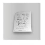 Impression poster artistique sur papier beaux arts format A1 ou 50x100