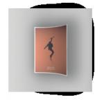 impression de sticker grand format carré format 75x75cm et inférieur